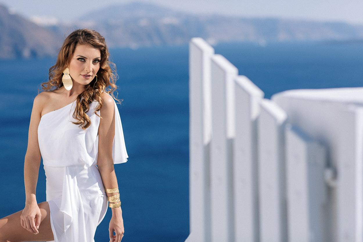 Santorini photographer