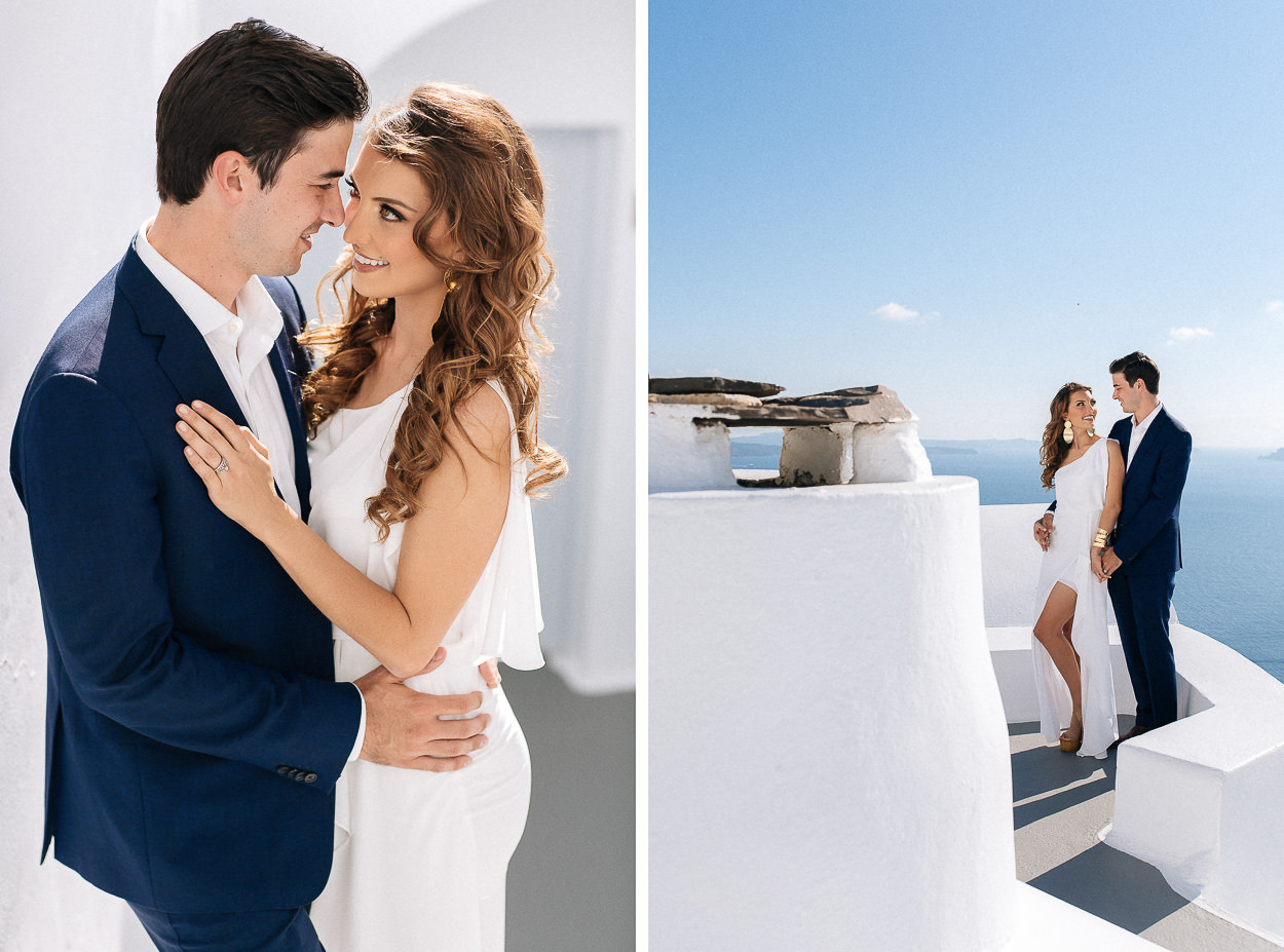 Santorini Photo Session outfits