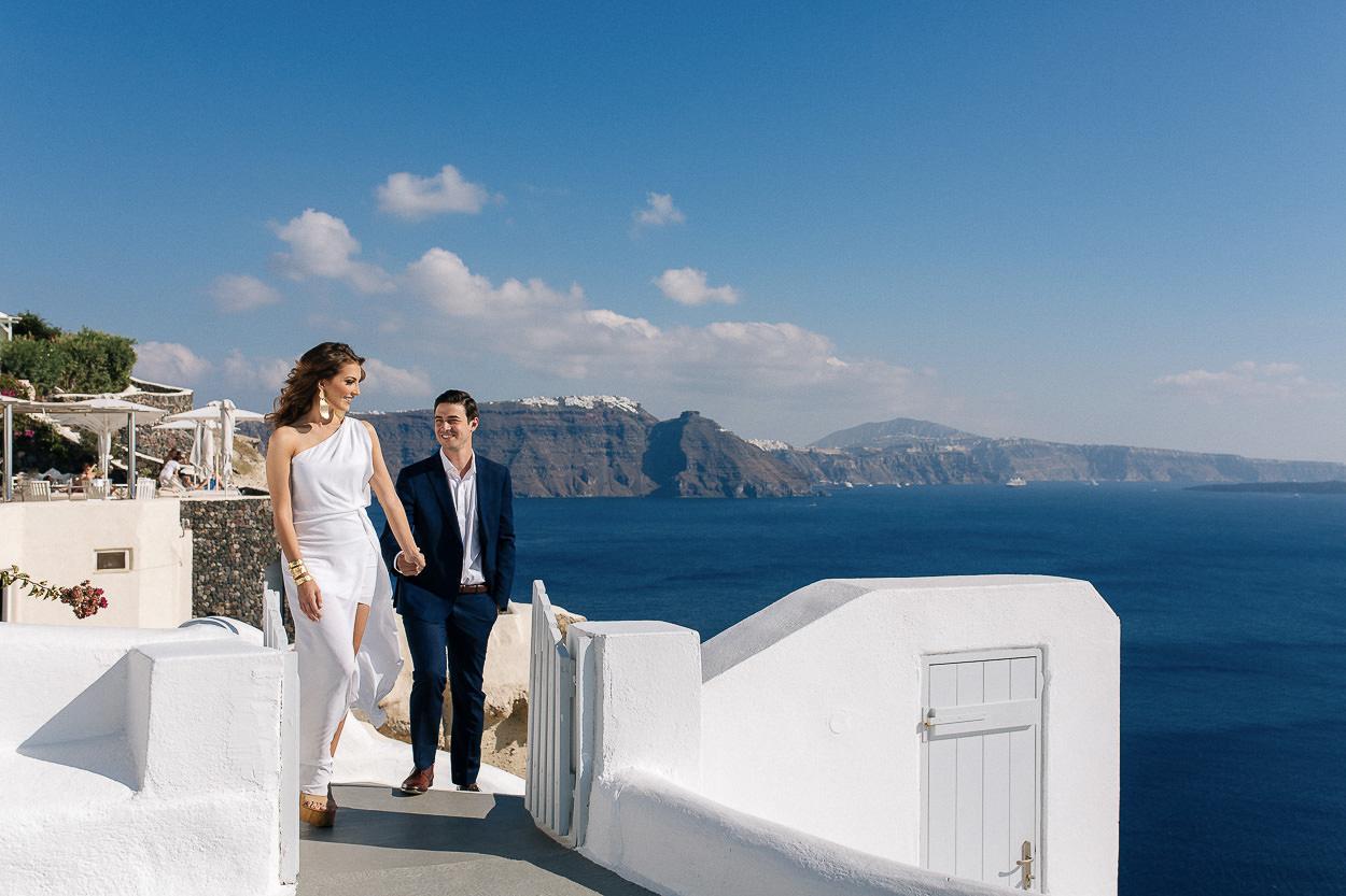 Santorini Vacation Photo Session
