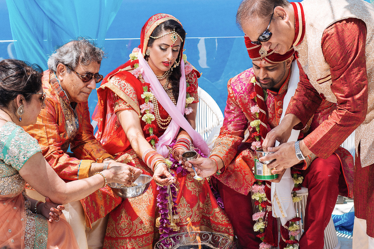 indian wedding traditions greece