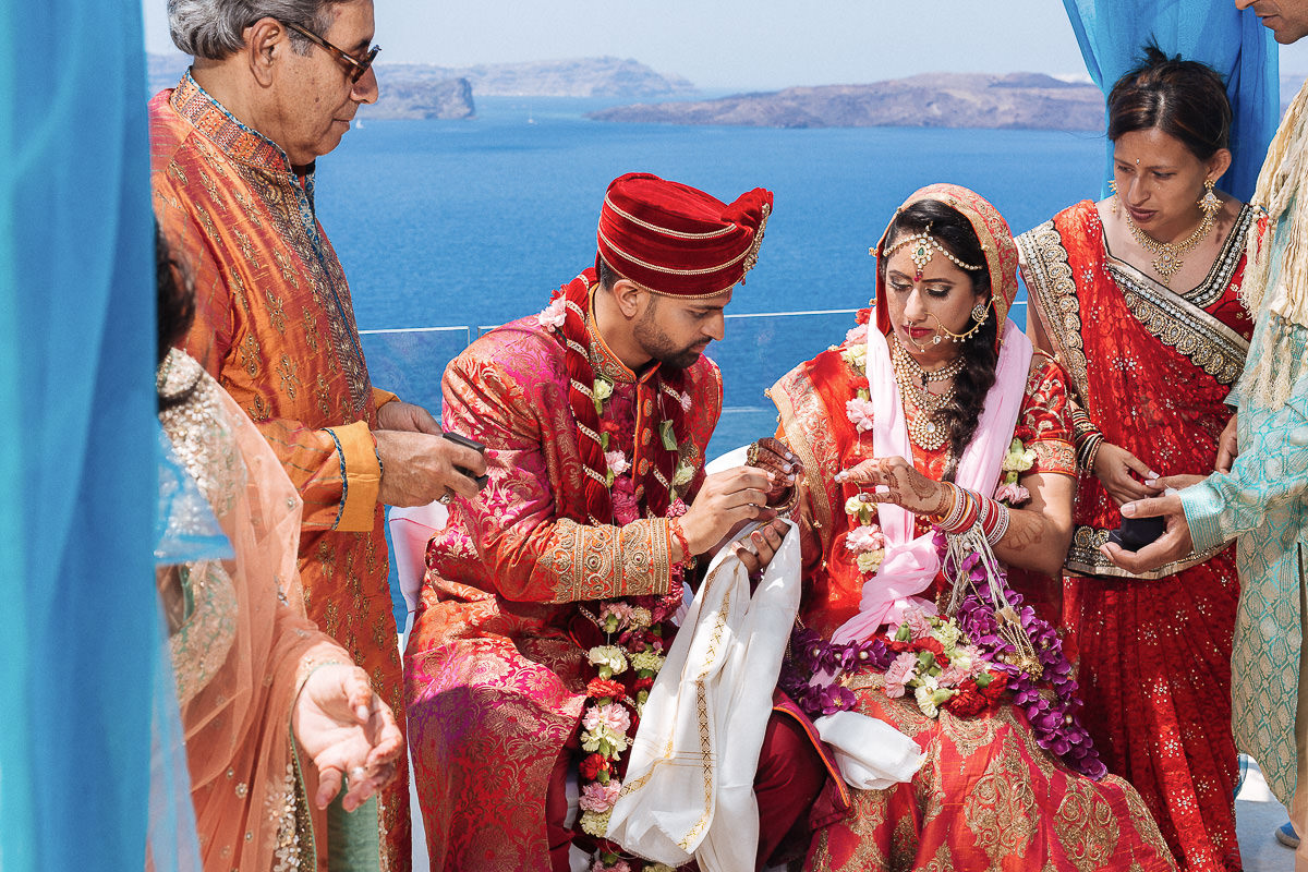 indian wedding in Greece