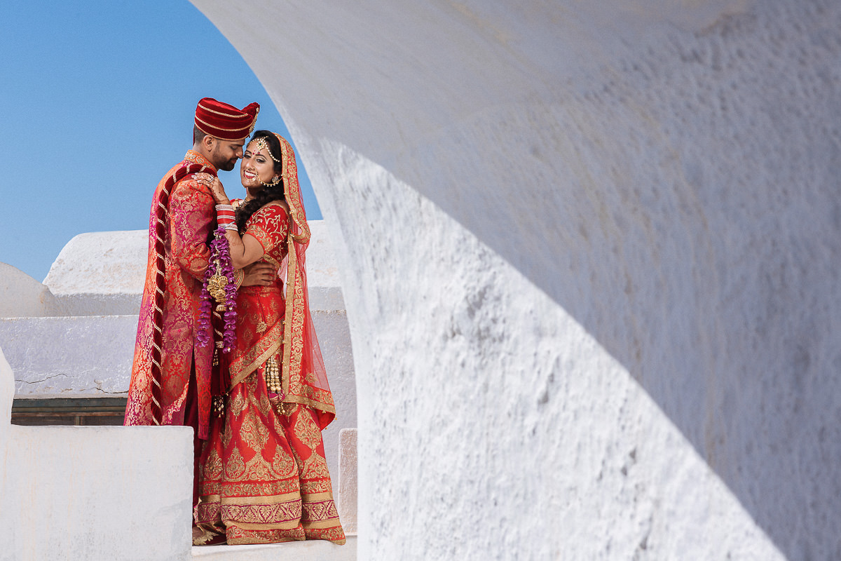 indian wedding photos greece