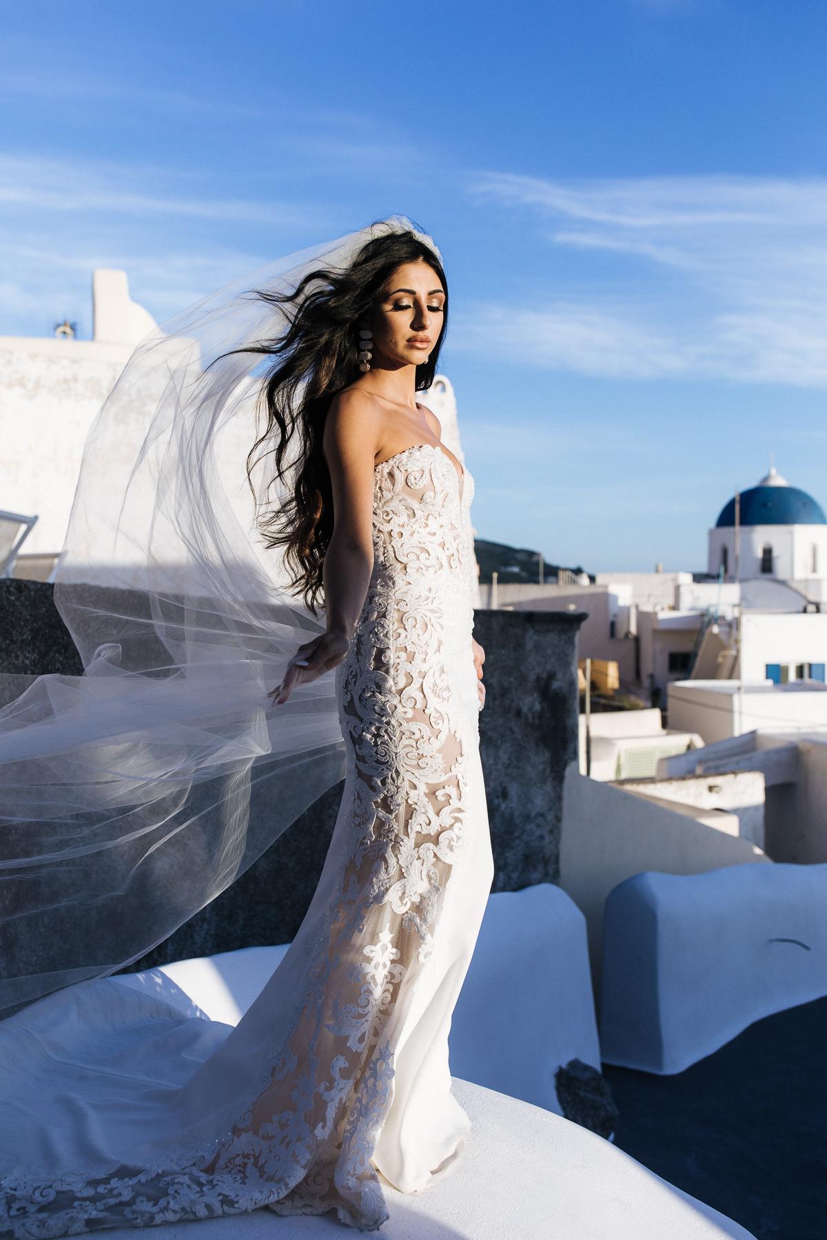 santorini elopement photo session locations