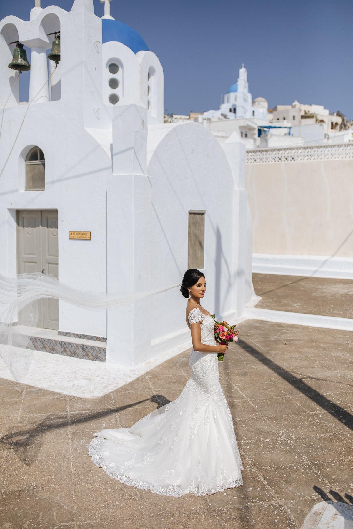 weddings photos pyrgos santorini