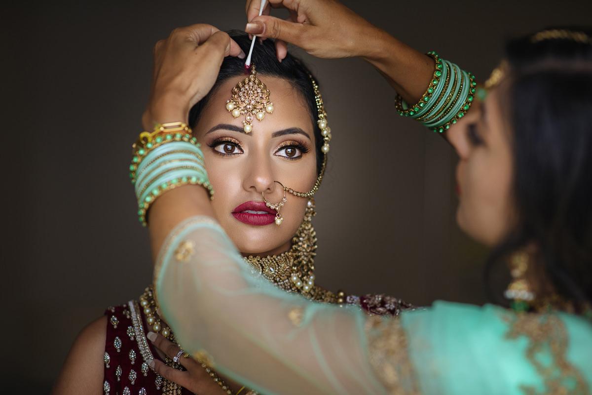 Private Villa Santorini Indian Wedding