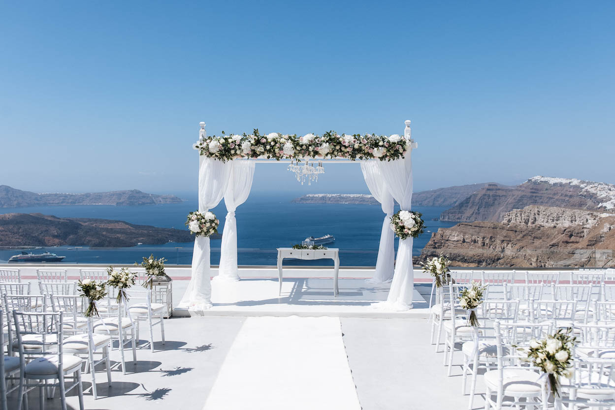 Santorini Gem santorini wedding venues
