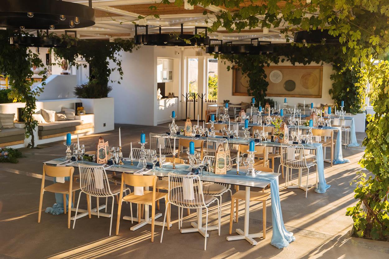pyrgos restaurant santorini wedding venues